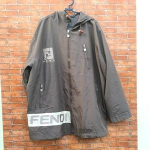 FENDI GILMAR jacket (rare purchased in Indonesia)